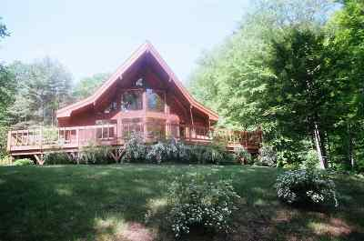 Queensbury, Fort Ann Single Family Home For Sale: 201 Lockhart Mountain Rd