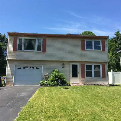 Watervliet Single Family Home For Sale: 66 Homewood Av