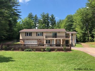 Greene County Single Family Home For Sale: 624 Edison Timmerman Rd