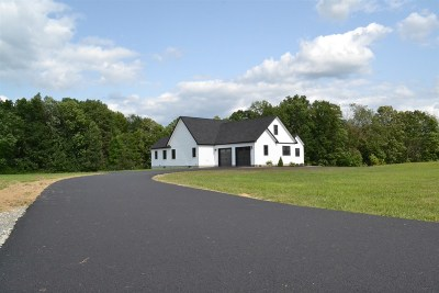 Saratoga County, Warren County Single Family Home For Sale: 692 West River Rd