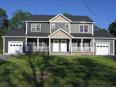 Saratoga County, Warren County Single Family Home For Sale: 22 Kellogg Rd