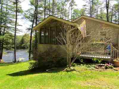 Albany County, Saratoga County, Schenectady County, Warren County, Washington County Single Family Home For Sale: 6302 State Route 8