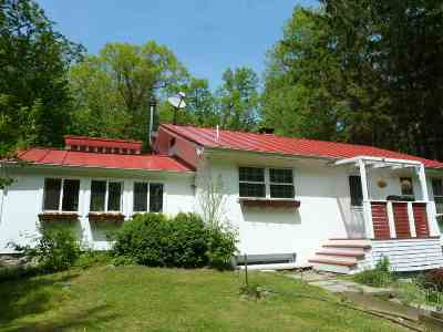 Copake Single Family Home For Sale: 1271 Lakeview Rd