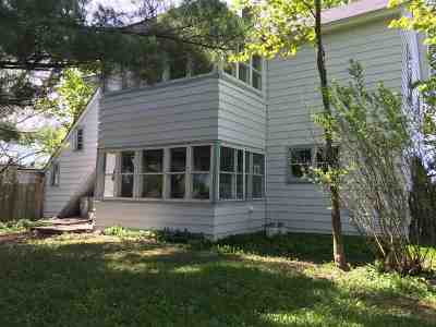 Canajoharie Single Family Home For Sale: 325 Fredericks St