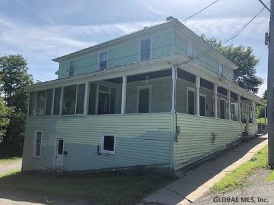 Essex County Multi Family Home For Sale: 4356 Main St