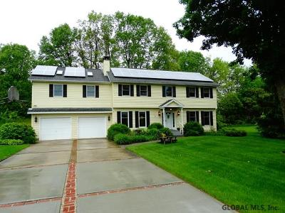 Queensbury, Fort Ann Single Family Home For Sale: 13 Lake View Dr