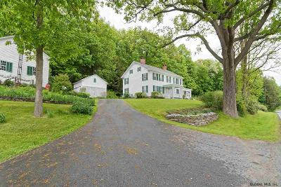 Salem Single Family Home For Sale: 142 County Route 30