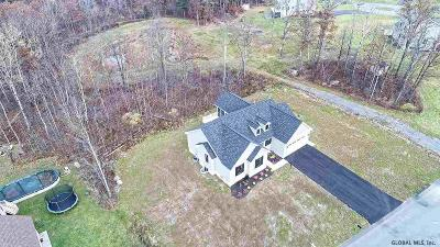 Duanesburg Single Family Home For Sale: 223- Lot 4 Evergreen Pl