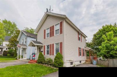 Johnstown Single Family Home For Sale: 6 W Madison Av