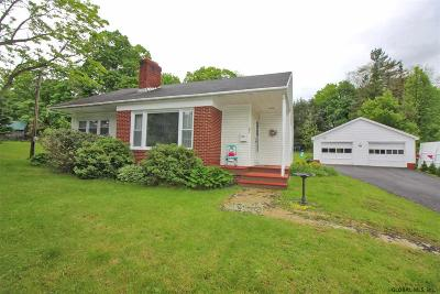 Rensselaer County Single Family Home For Sale: 27 Munsell St