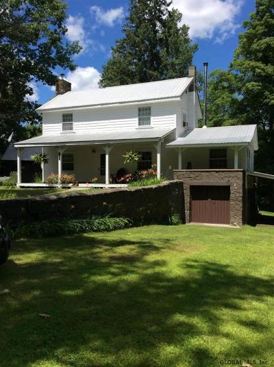 Johnsburg Single Family Home For Sale: 3119 State Route 8