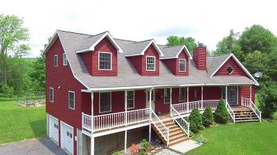 Duanesburg Single Family Home For Sale: 1386 Creek Rd