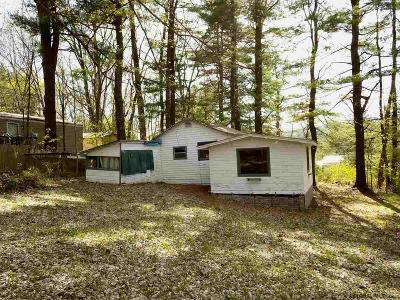 Lake George Single Family Home For Sale: 3907 New York State Route 9l