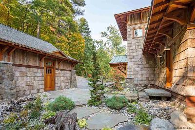 Saratoga County, Warren County Single Family Home For Sale: 55 Huna Way #Lot 7