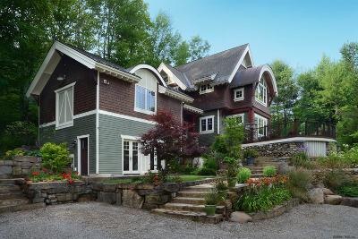 Lake George Tov NY Single Family Home For Sale: $831,275