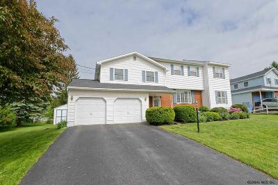 Colonie Single Family Home For Sale: 15 Abedar La