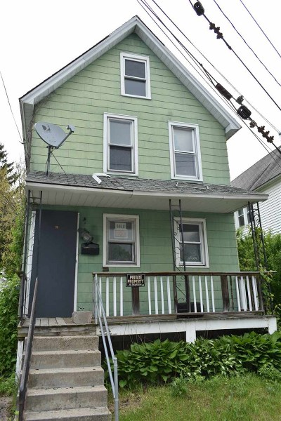 Schenectady Single Family Home For Sale: 1041 Glendale Pl