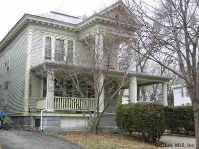 Albany Multi Family Home For Sale: 42 Ten Eyck Av