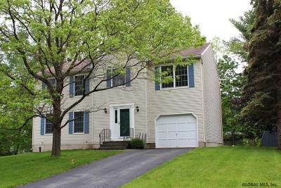 Ballston Spa Single Family Home For Sale: 552 Victory Cir