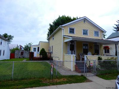 Troy Single Family Home For Sale: 777 Fourth Av