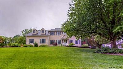 Niskayuna Single Family Home For Sale: 2 Seneca Rd