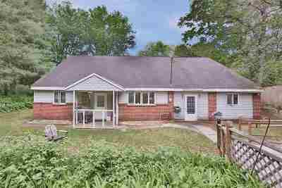 Guilderland Single Family Home For Sale: 6183 Johnston Rd