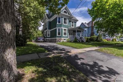 Johnstown Single Family Home For Sale: 402 South Market St