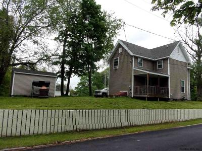 Gloversville Single Family Home For Sale: 20 Thompson Av