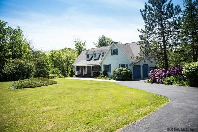 Duanesburg Single Family Home Price Change: 5527 Skyline Dr