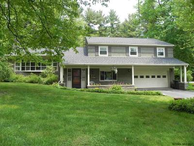 Schenectady Single Family Home For Sale: 1971 Village Rd