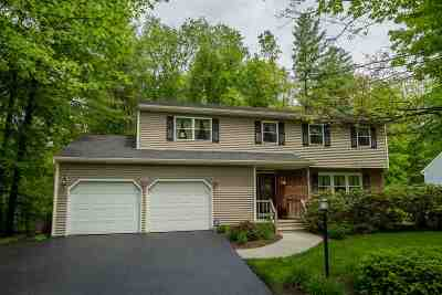 Wilton Single Family Home For Sale: 25 Palmer Ter