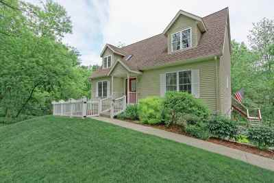 Colonie Single Family Home For Sale: 72 Mill Rd