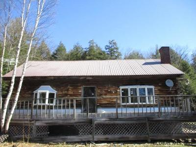 Greenfield, Corinth, Corinth Tov Single Family Home For Sale: 338 County Rt 10