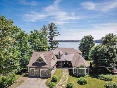 Saratoga County Single Family Home For Sale: 62 Riley Cove Rd
