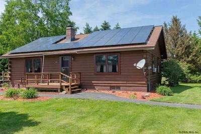 Rensselaer Single Family Home For Sale: 158 County Rt 357