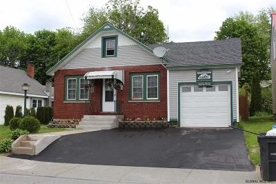 Greenfield, Corinth, Corinth Tov Single Family Home For Sale: 343 Center St