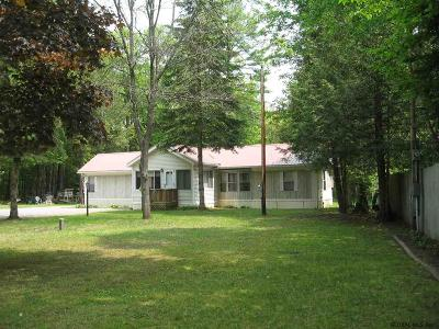Horicon Single Family Home For Sale: 4004 E East Schroon River Rd