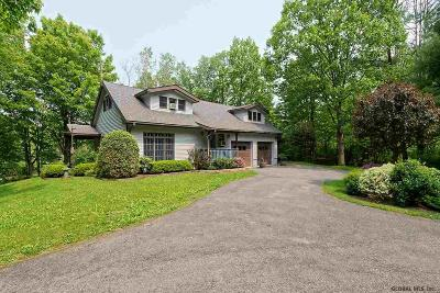Glenville Single Family Home For Sale: 1040 Green Corners Rd