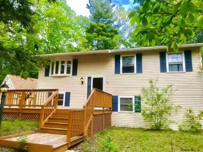 Ballston Spa Single Family Home For Sale: 39 Whippletree Rd