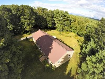 Greenfield, Corinth, Corinth Tov Single Family Home For Sale: 4207 New York State Route 9n
