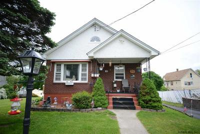 Amsterdam NY Single Family Home For Sale: $137,900