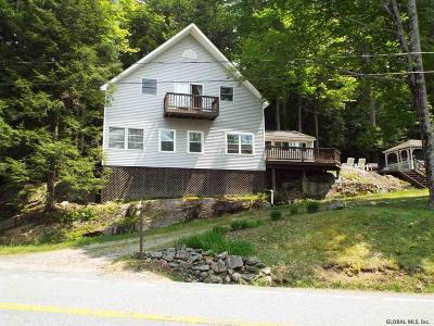 Single Family Home Pending: 3304 S Shore Rd