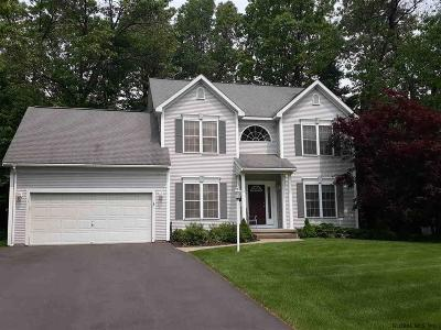 Guilderland Single Family Home For Sale: 1227 Alexander Ct