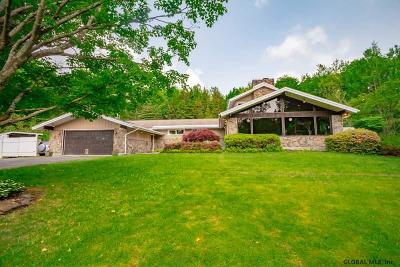 Rotterdam Single Family Home For Sale: 590 Currybush Rd