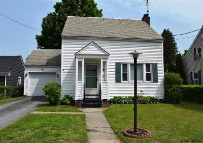 South Glens Falls Single Family Home Active-Under Contract: 17 Wilson Av
