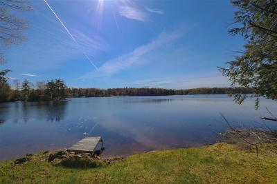 Albany County, Saratoga County, Schenectady County, Warren County, Washington County Single Family Home For Sale: 152 Crooked Tr