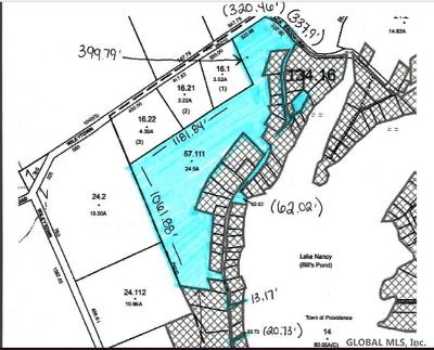 Benson, Broadalbin, Day, Edinburg, Hadley, Hope, Mayfield, Mayfield Tov, Northampton Tov, Northville, Providence Residential Lots & Land For Sale: Wileytown Rd
