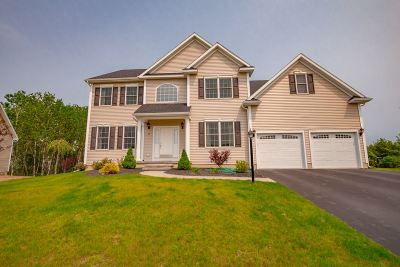 Colonie Single Family Home For Sale: 7 Reagan Ct