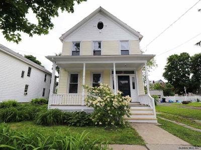 Troy Single Family Home Back On Market: 11 Blakely Ct