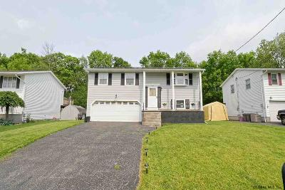 Scotia Single Family Home For Sale: 19 Holly Blvd